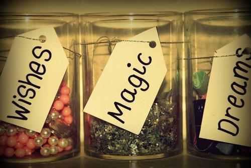 barattoli di magia